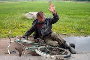 Pa HIT, biciklista uhapšen zbog nasilničke vožnje, imao 2,8 promila u krvi!
