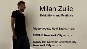 Apatinac Milan Zulić na novoj svetskoj turneji