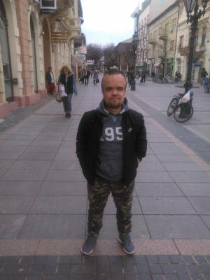Somborac Milan Grahovac, neumorni Piter Dinklidž ovdašnji