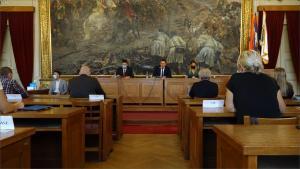 Odbornici somborske Skupštine izabrali vd direktore Prostora i TOGS